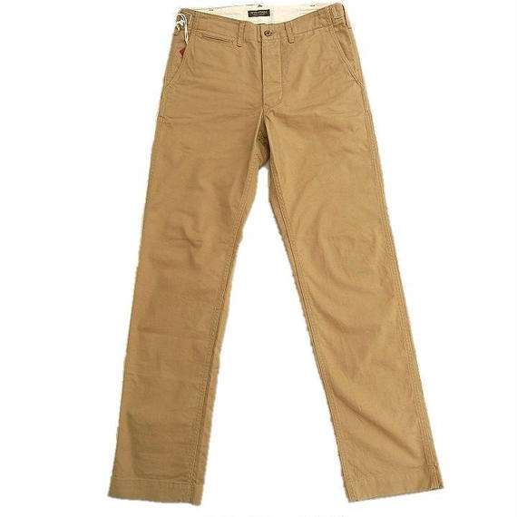 *A VONTADE  (アボンタージ)   Classic Chino Trouers (regularfit)