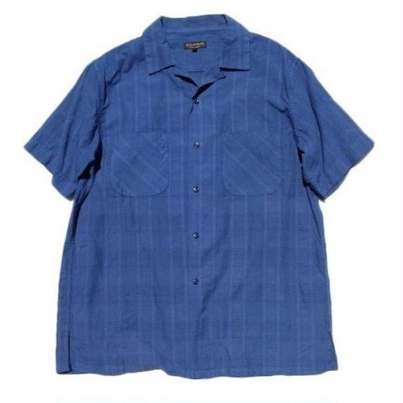 *A VONTADE(アボンタージ)   Dobby Open Shirt S/S