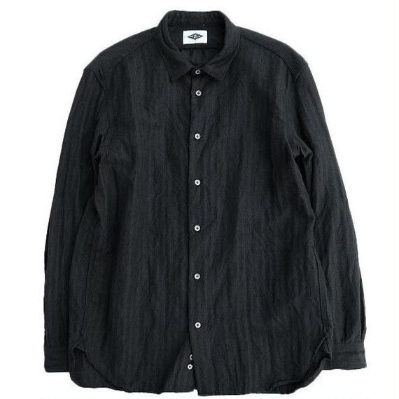 MOSODELIA(モソデリア)   REGULAR SHIRTS  BLACK