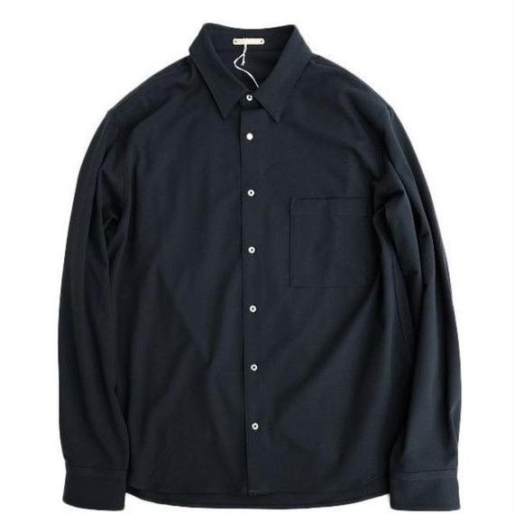 LAMOND(ラモンド)   ストレッチシャツ   D.NAVY