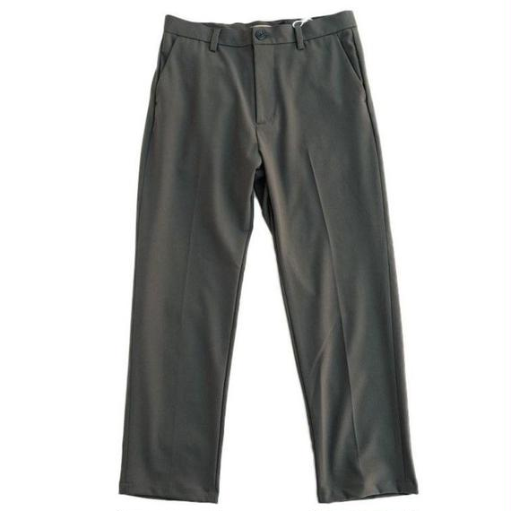 LAMOND(ラモンド)   Center Press Tapered Pants