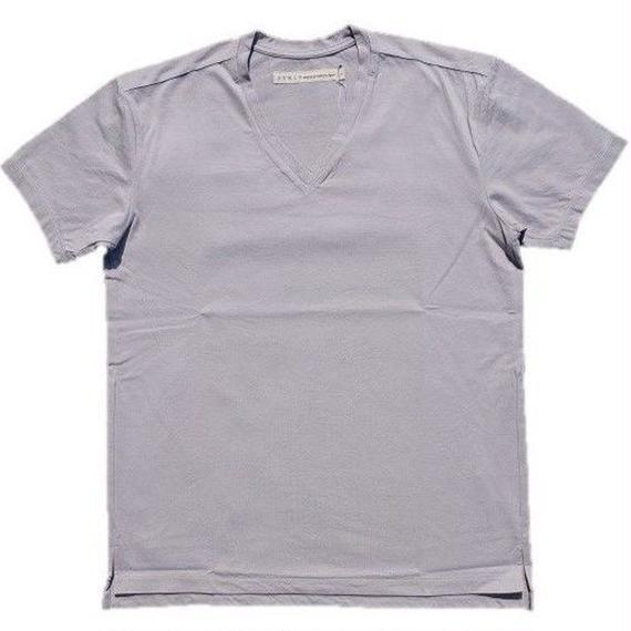 CURLY(カーリー)   SDH SS VN TEE    LT,GRAY