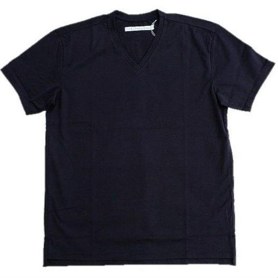 CURLY(カーリー)   SDH SS VN TEE    BLACK