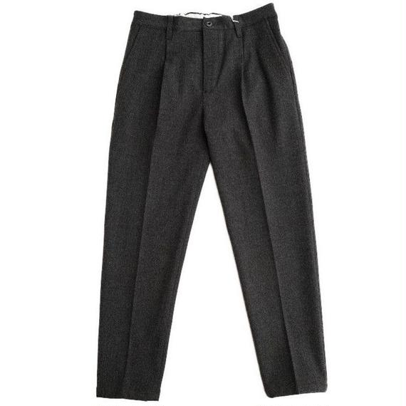 DELICIOUS(デリシャス)   Stretch Relax Pants  DARKGRAY