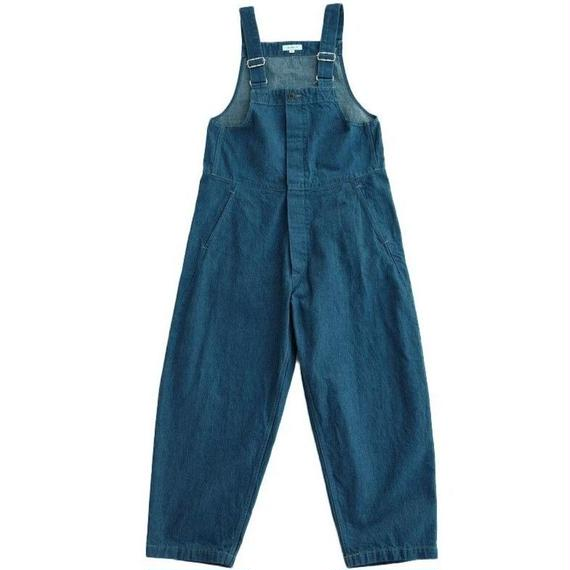 ORDINARY FITS(オーディナリーフィッツ)   DUKE OVERALL onewash