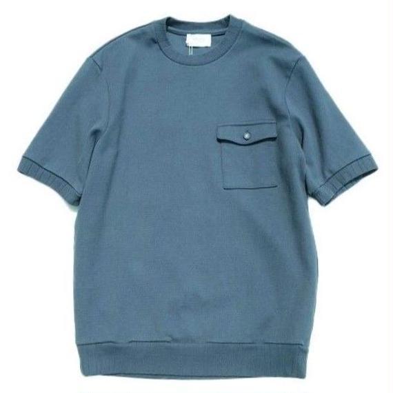 FLISTFIA(フリストフィア)  ミラノリブS/S  bluegreen