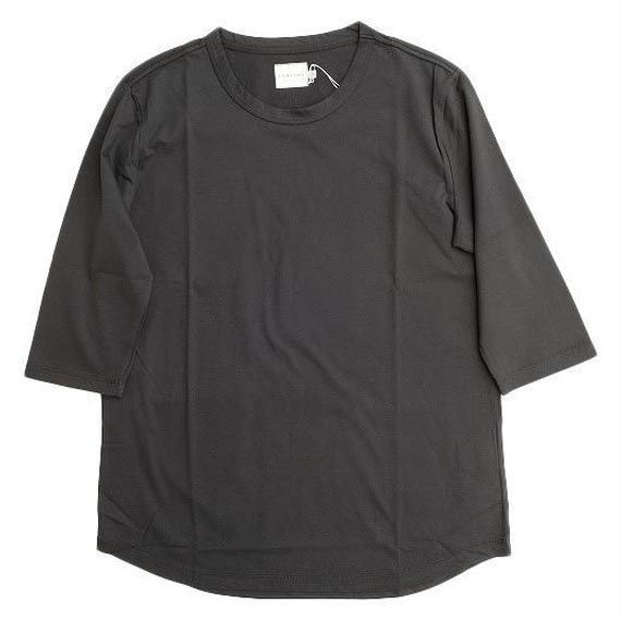 CURLY(カーリー)   SDH QS CN TEE   BLACK
