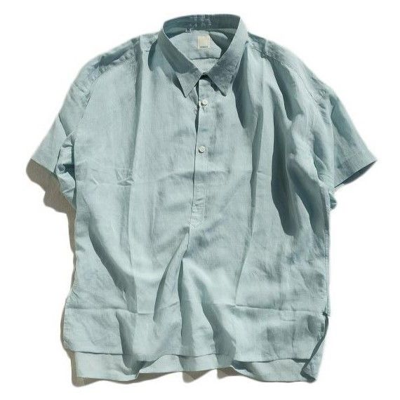 TATAMIZE(タタミゼ)   Half Sleeve Shirt