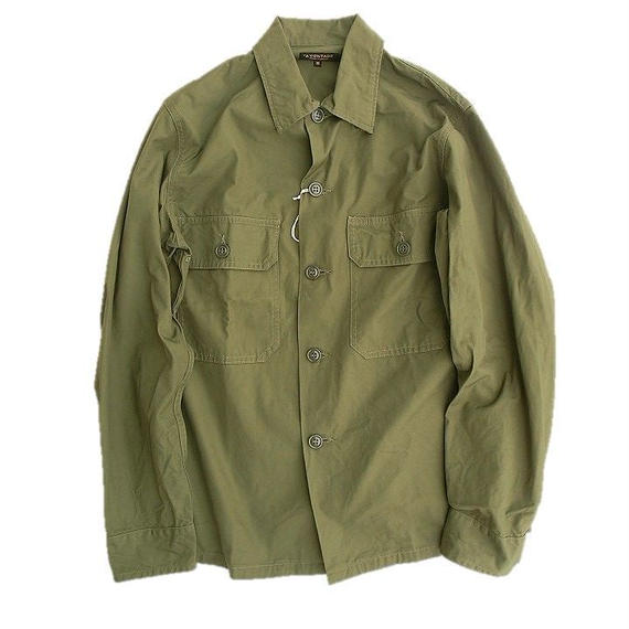 *A VONTADE  (アボンタージ)     Poplin Utility Shirt