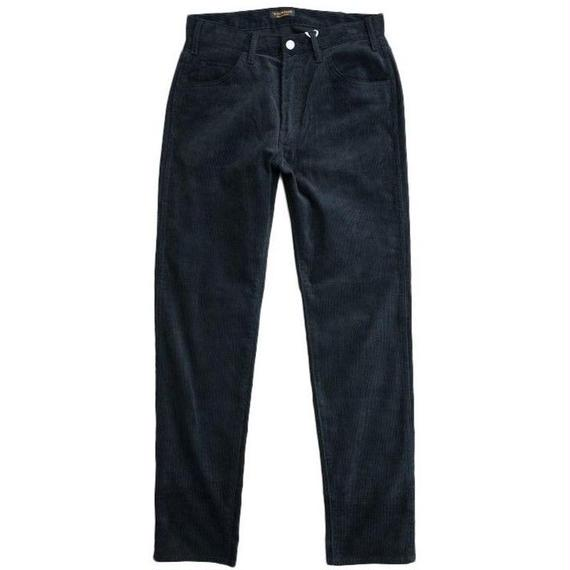 *A VONTADE(アボンタージ)   Slim Jeans-Slab Corduroy  BLACK