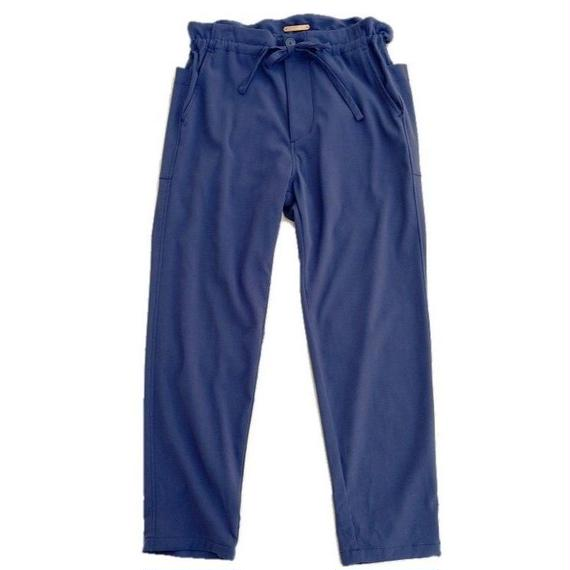 LA MOND(ラモンド)   FRENCH RELAX PANTS   NAVY