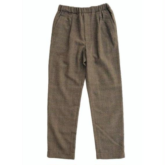 *A VONTADE(アボンタージ)   1 Tuck Tapered Easy Trousers
