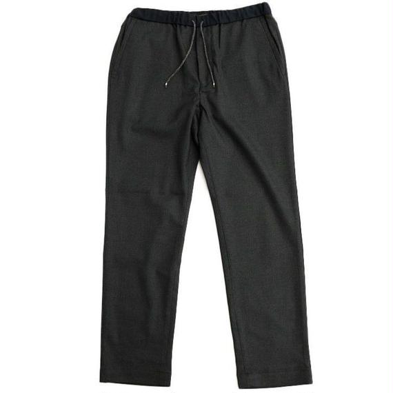 *A VONTADE(アボンタージ)   Slim Easy Slacks  DK.CHARCOAL