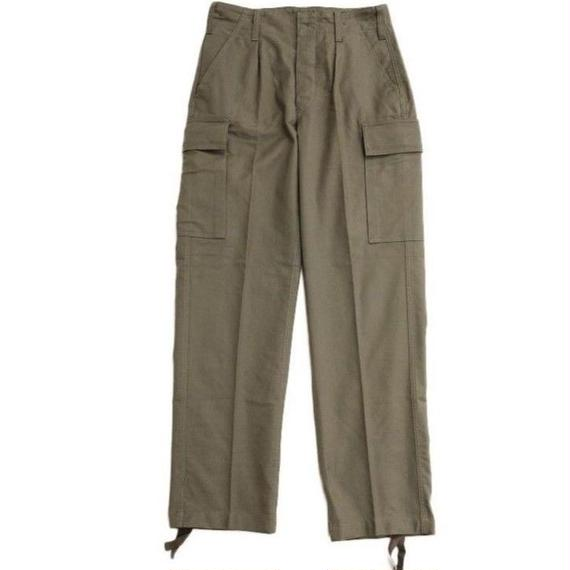 GERMAN ARMY   Moleskin Cargo Pants    DEADSTOCK