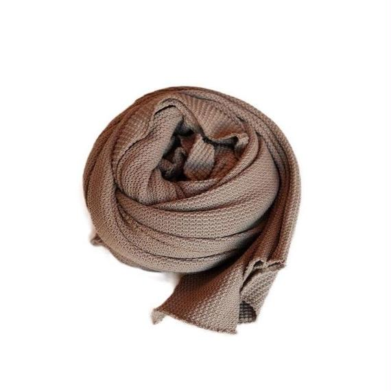 CURLY(カーリー)   CLOUDY STOLE   TAUPE