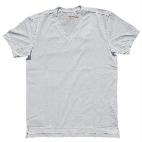CURLY(カーリー)   SDH SS VN TEE    WHITE