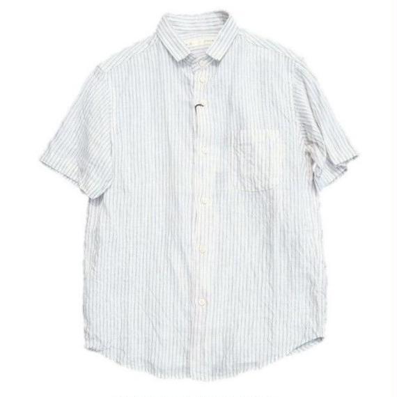nisica(ニシカ)   スモールカラーシャツ