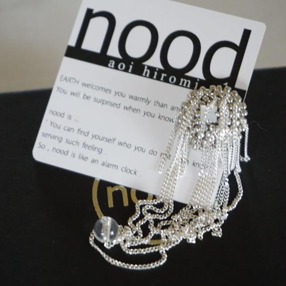 nood / LULUDOピアス