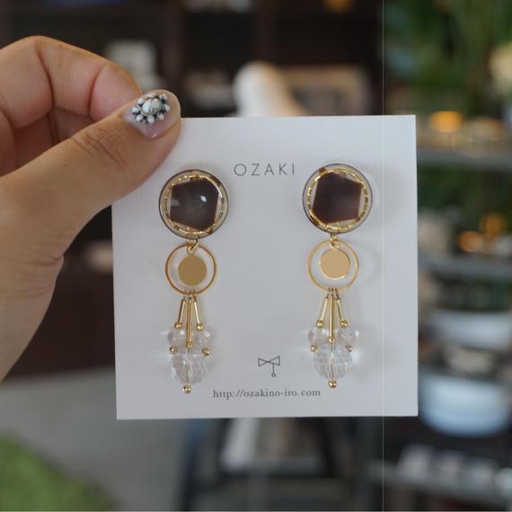 OZAKI //  ピアス(412)