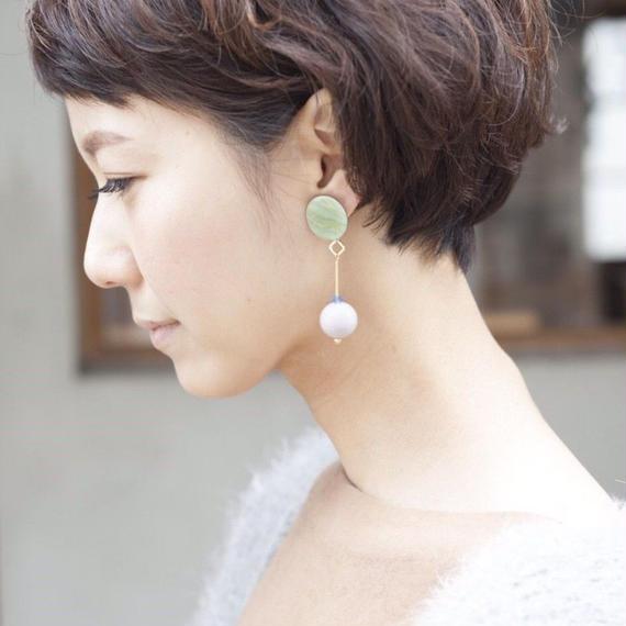 Ozaki // イヤリング(381)