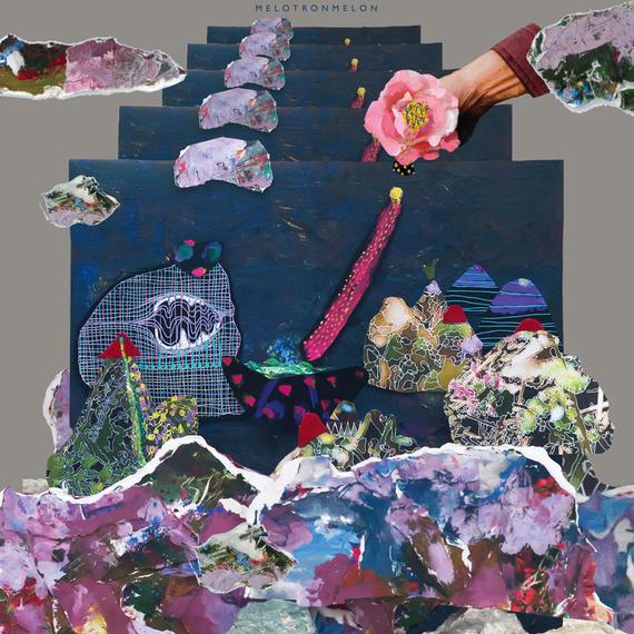 """Melotronmelon  1st Single """"garden"""""""