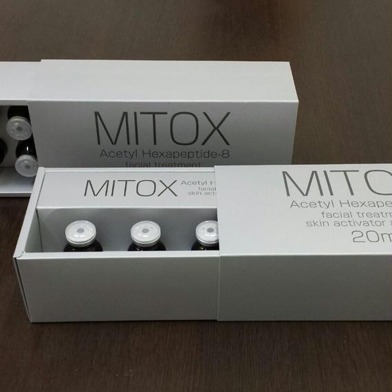 韓国吹きかける美容液MITOX (4本=約4週間分)