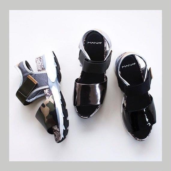 MANA  562043-2  BLACK/E