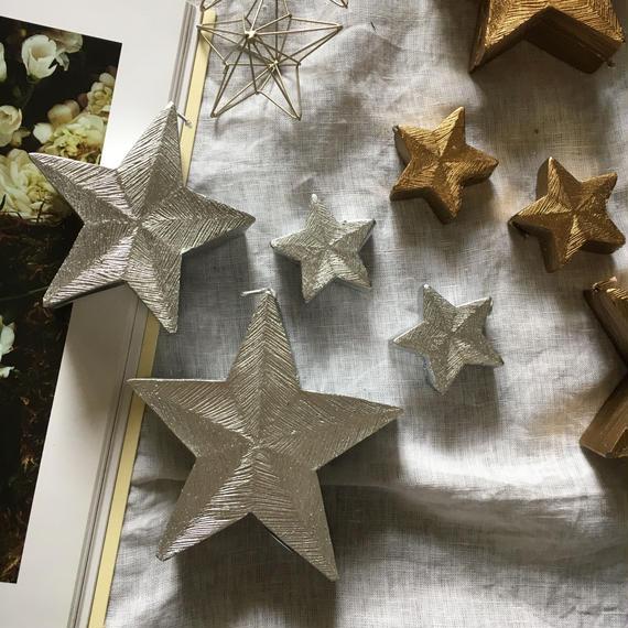 candle stella /  L size