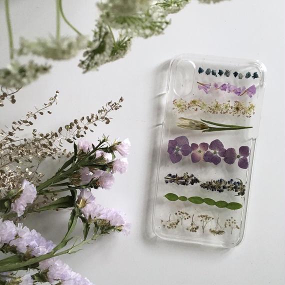 押し花case   vol.3   iPhone plus / その他の機種