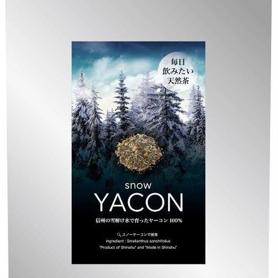 snow YACON 大容量タイプ