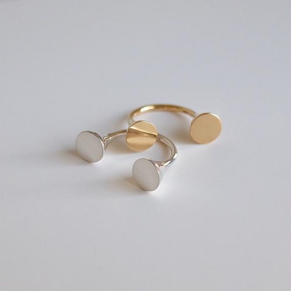 Ben ring in gold