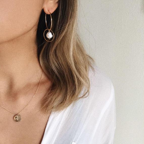 mini  BRENDA  Earrings