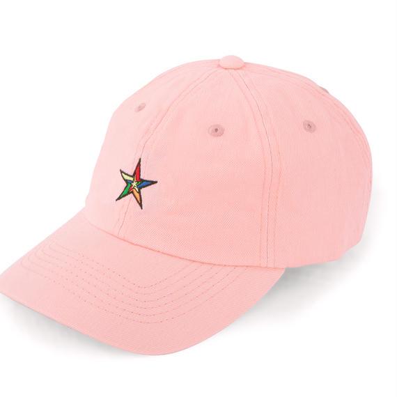 トレスター ローキャップ スター ピンク