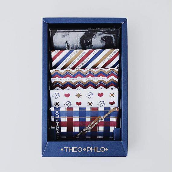 Theo&Philo 全10種セット 箱入り