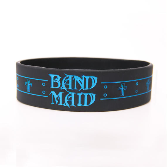CHAIN RUBBER BAND Blue