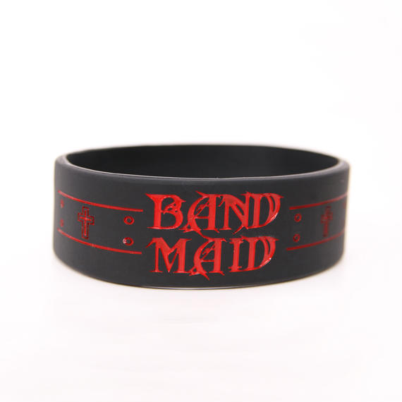 CHAIN RUBBER BAND Red