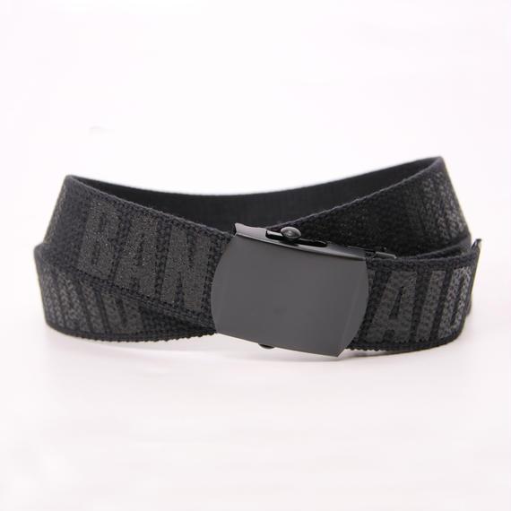 GACHA-BELT Black/Black