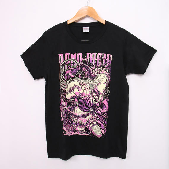 KAgaMI Design MAID T-SHIRT Winter-Spring Color