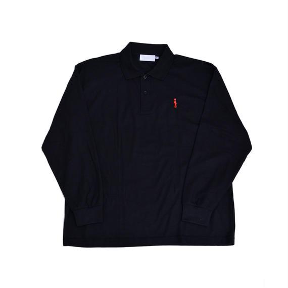 受注アイテムBANZAI×EGETUNA Polo-shirt/BK