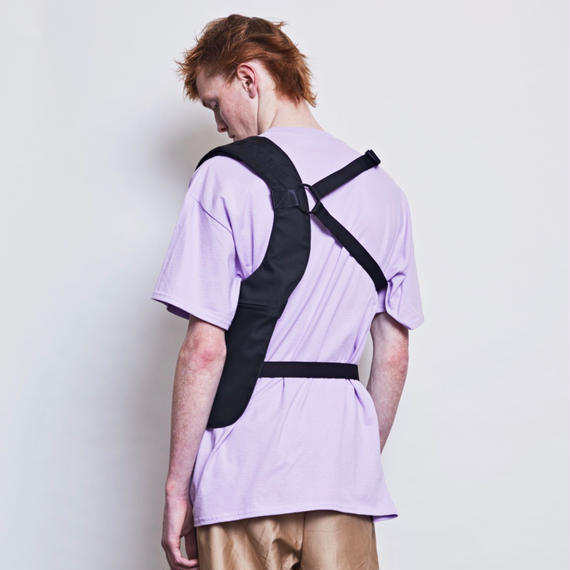 受注商品 FORMATION BAG_BK