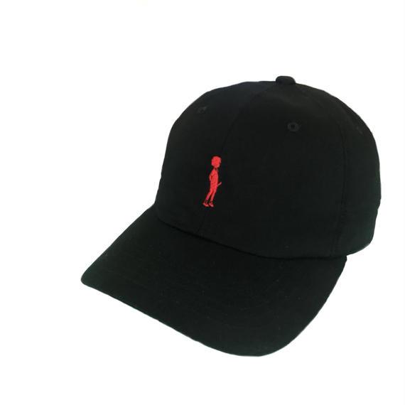 受注アイテム BANZAI×EGETUNA CAP/BK