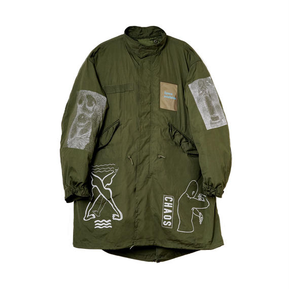 M-65 ARCHIVE GRAPHIC JKT_REFLECTOR PRINT