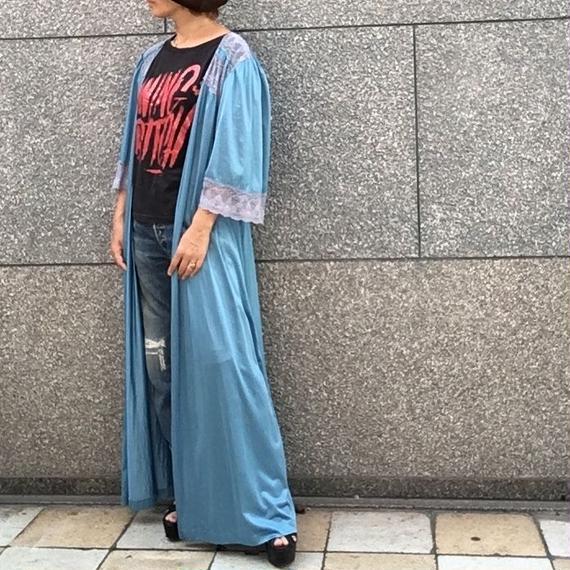 Vintage Lingerie Lap Long Gown