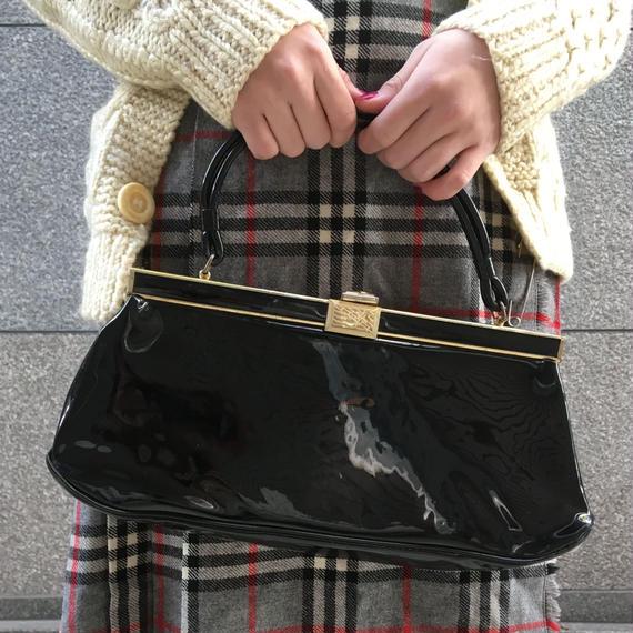 Vintage Enamel Hand bag