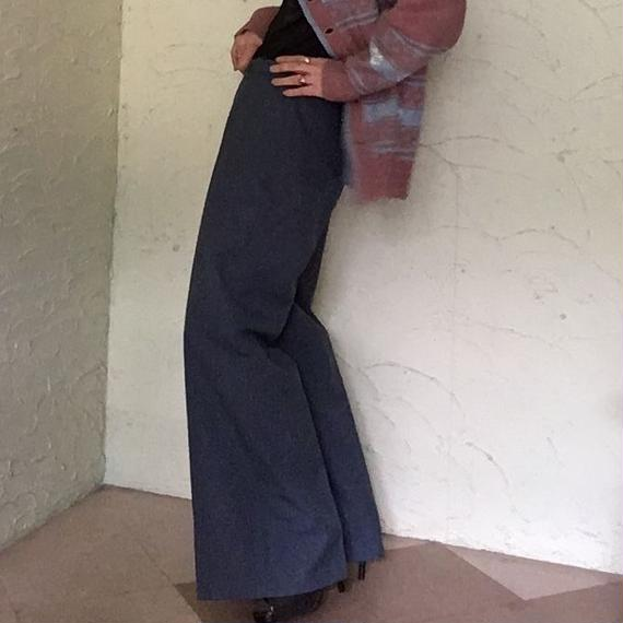 70's  Vintage Twill Buggy Pants