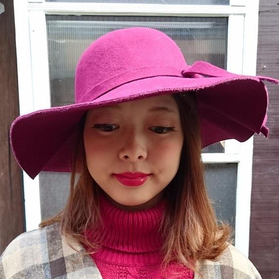 Vintage  Garbo Hat
