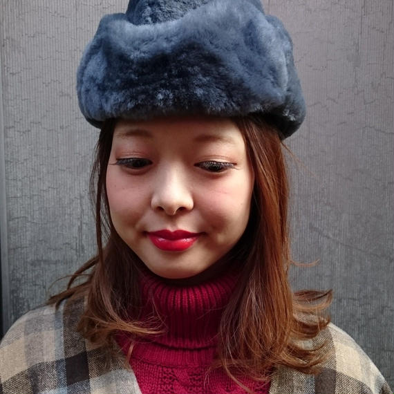 Vintage Fake Fur Cap