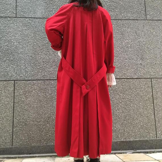 Vintage Fleet Street Red Coat