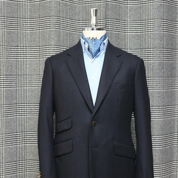 Original Drape Cut Blazer/Navy
