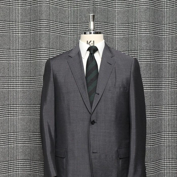 Original Suck Cut Suit/Grey Mohair 2PC